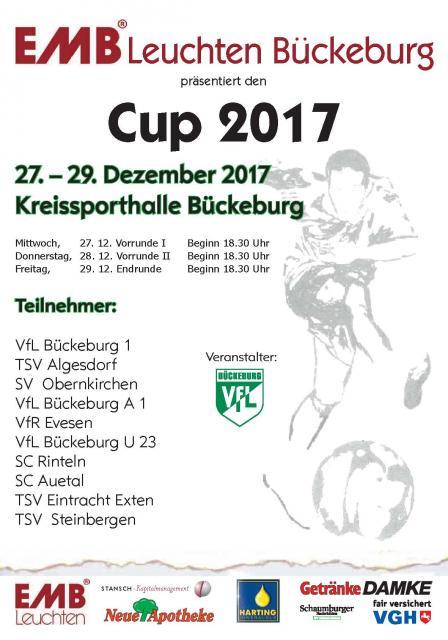 Der EMB-Cup 2017 | Fußball