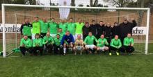 3. Platz für die Ü-32 bei der Endrunde der Niedersachsenmeisterschaft in Barsinghausen