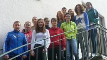 Erfolgreiche Absolventinnen des Trainer C-Lehrganges des NFV mit Vanessa Liebermann