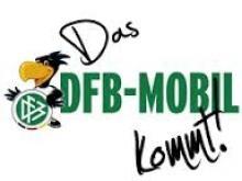 Das DFB-Mobil am 13.10.2021 ab 17:30 beim VfL Bückeburg
