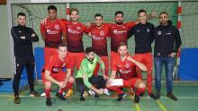 EMB-Cup 2018: Sieger VfR Evesen