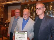 Neues Ehrenmitglied des VfL Bückeburg nach 50 Jahren Mitgliedschaft: Fußballobmann Hans Hößler