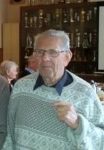 Heinz Harting  Edelfan und langjähriger Busfahrer der Fußballabteilung feierte kürzlich seinen 90. Geburtstag