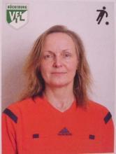Schiedsrichterin Kerstin Riepshoff