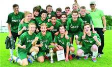 VFL A-2 Junioren Kreispokalsieger 2013