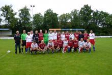 FC Schaumburg und die Traditionself von Hannover 96