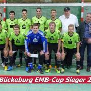 Alter und neuer Cup-Sieger