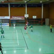 Vorrunde VfL U-23 gegen SV Nienstädt 09