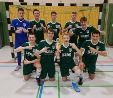 Bezirksvizemeister im Futsal: VfL U-17