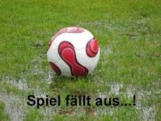 Absage des Spieles zwischen HSC BW Tündern und VfL Bückeburg
