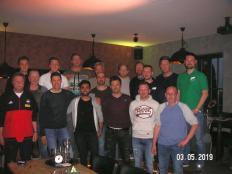 Erfolgreiche Teilnehmer des Trainer-C-Lehrganges des NFV-Kreises Schaumburg